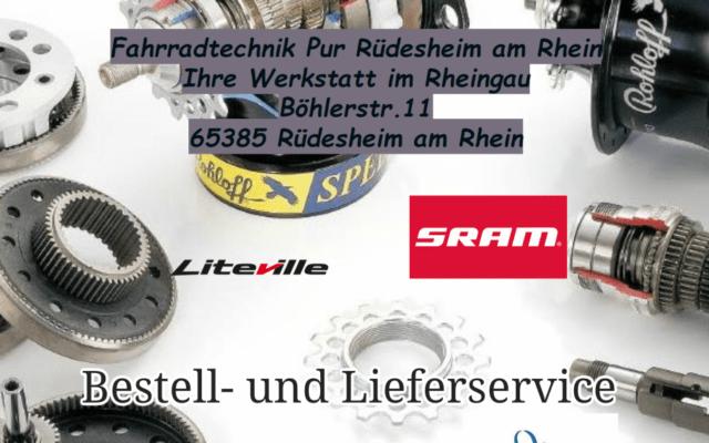 Fahrradrechnik pur Rüdesheim