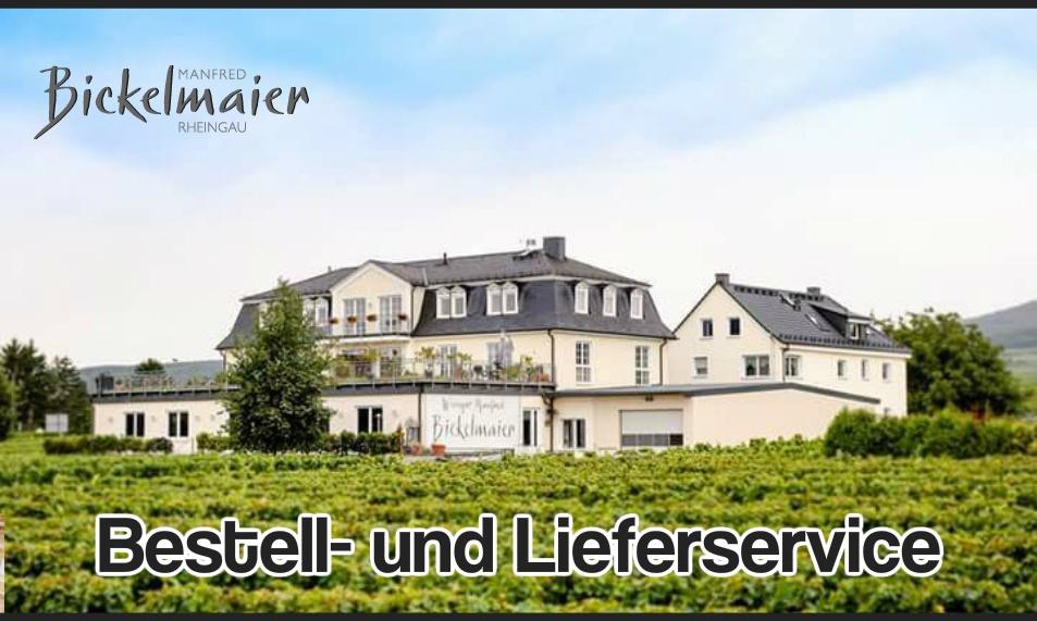 Weingut Manfred Bickelmaier Oestrich-Winkel