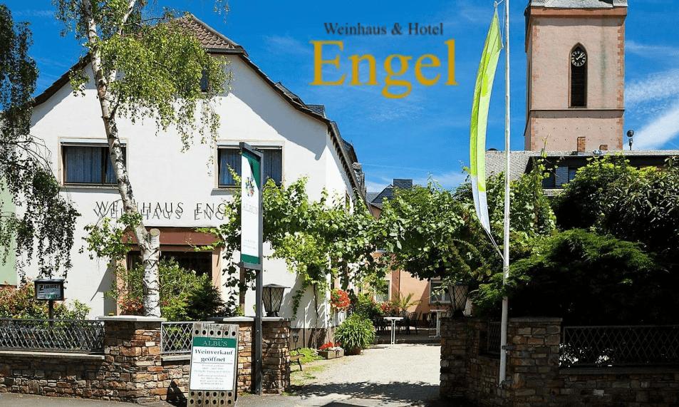Speisekarten Weinhaus Engel