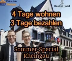 Aktionsangebot Urlaub in Rüdesheim