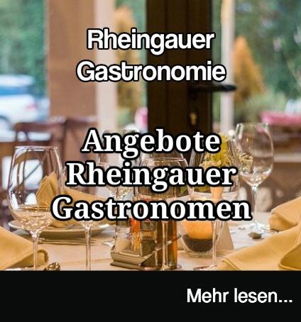 Restaurants im Rheingau