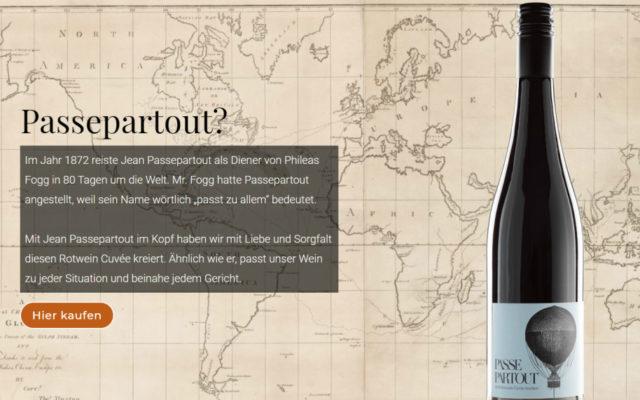 Passepartout Wein